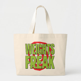 Weights Freak G Tote Bag