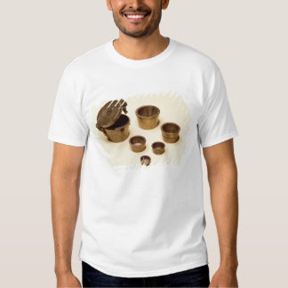 Weights used by merchants and apothecaries t shirt