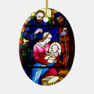 Weihnacht, vitral, cristo nacimiento,