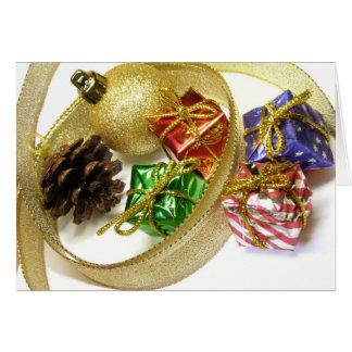 Weihnachtskarte Greeting Cards