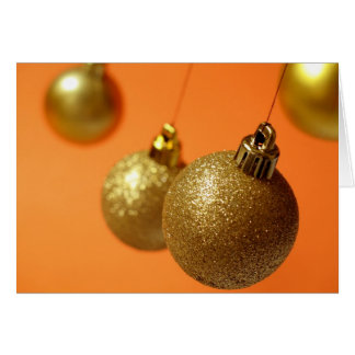 Weihnachtskarte Card