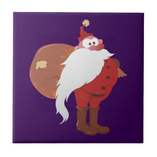 Weihnachtsmann Nikolaus Santa Claus Tile