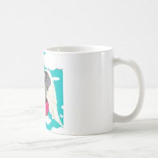WEIMARANER ANGEL COFFEE MUG