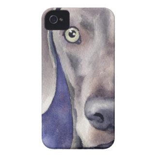 Weimaraner Case-Mate iPhone 4 Cases