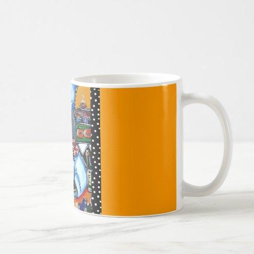 Weimaraner Chef Classic White Coffee Mug