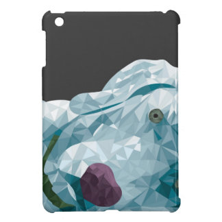 Weimaraner cubista iPad mini cárcasas