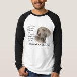 Weimaraner Dad Shirt