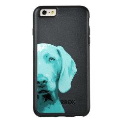 OtterBox Symmetry iPhone 6/6s Plus Case with Weimaraner Phone Cases design
