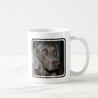 Weimaraner Dog Coffee Mug