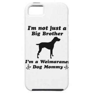 Weimaraner Dog mommy Designs iPhone 5 Cases