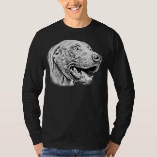 Weimaraner dog tee shirt