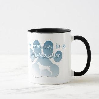 Weimaraner Granddog Mug