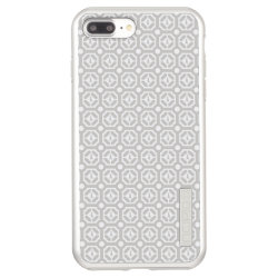 Incipio DualPro Shine iPhone 7 Plus Case with Weimaraner Phone Cases design