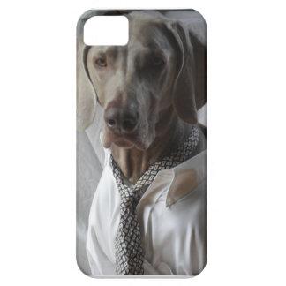 Weimaraner i phone cover iPhone 5 case