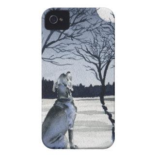 Weimaraner iPhone 4 Case-Mate Case