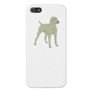Weimaraner Case For iPhone 5/5S
