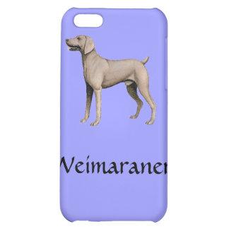 Weimaraner iPhone 5C Cover