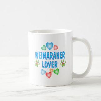 WEIMARANER LOVER MUG