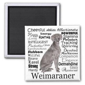 Weimaraner Magnet
