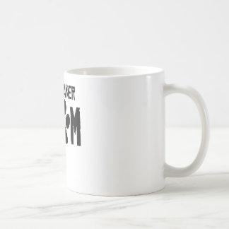 Weimaraner Mom Classic White Coffee Mug