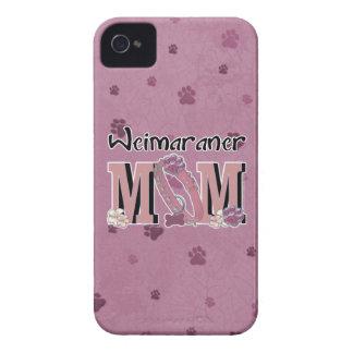 Weimaraner MOM iPhone 4 Case-Mate Cases