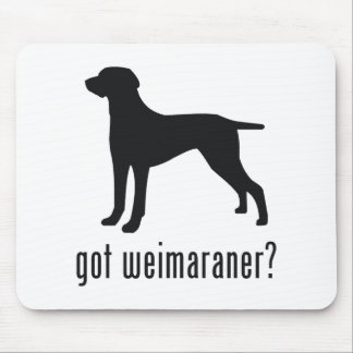 Weimaraner Mouse Pad