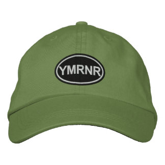Weimaraner Nation : Embroidered YMRNR Cap
