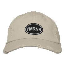 Weimaraner Nation : Embroidered YMRNR Cap