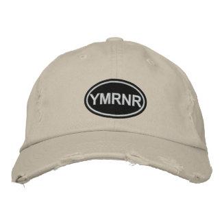 Weimaraner Nation : Embroidered YMRNR Embroidered Baseball Hat