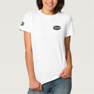 Weimaraner Nation : Embroidered YMRNR Embroidered Shirt