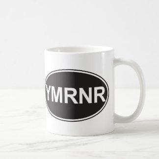 Weimaraner Nation : Euro YMRNR Classic White Coffee Mug