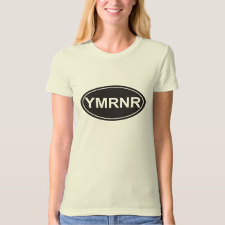 Weimaraner Nation : Euro YMRNR T-Shirt