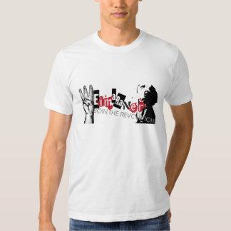 Weimaraner Nation : Join the Revolution! T-shirt