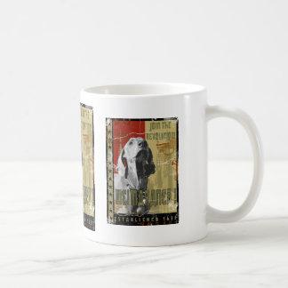 Weimaraner Nation : Vintage Weimaraner! Coffee Mug