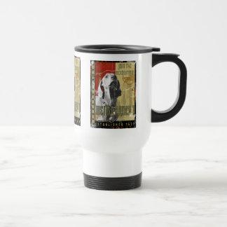 Weimaraner Nation : Vintage Weimaraner! Travel Mug