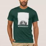 Weimaraner Nation : Weimaraner In A Box! T-Shirt