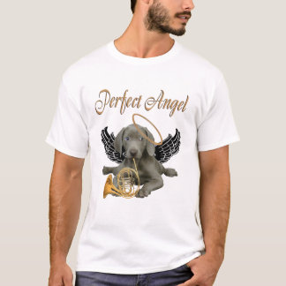 Weimaraner Perfect Angel T-Shirt
