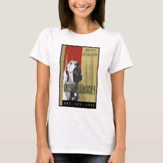 Weimaraner! Poster Apparel T-Shirt