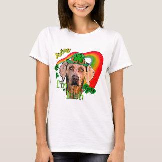 Weimaraner St. Patrick's Day T-Shirt