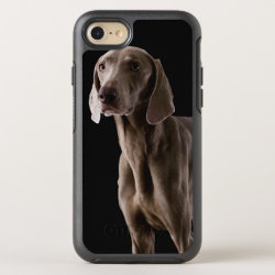 OtterBox Apple iPhone 7 Symmetry Case with Weimaraner Phone Cases design