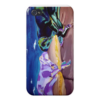 Weimaraner - Sweet Dreams Covers For iPhone 4