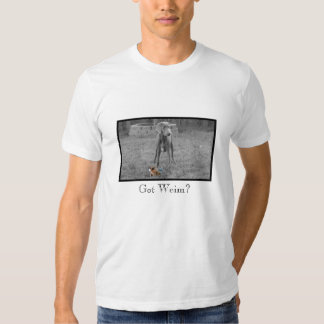 Weimaraner T Shirt