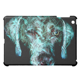 weimaraner wink cover for the iPad mini