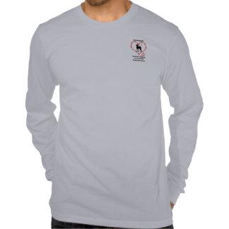Weimaraners debe ser amado camiseta