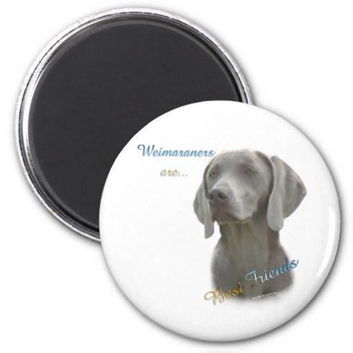 Weimeraner Best Friend 2 - Magnet