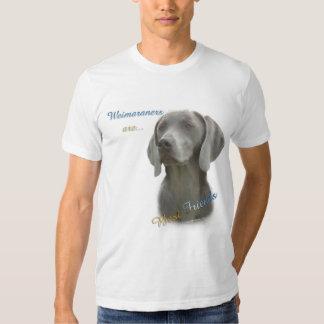 Weimeraner Best Friend 2 T Shirt