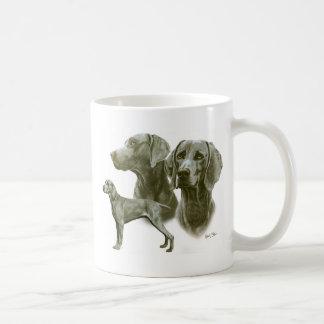 Weimeraner Coffee Mug