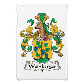 Weinberger Family Crest Case For The iPad Mini