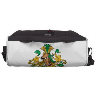 Weinberger Family Crest Commuter Bag