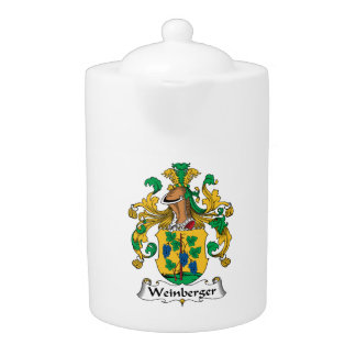 Weinberger Family Crest